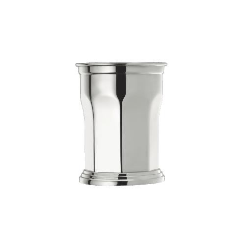 Julep cup octogonale 41 cl, en inox
