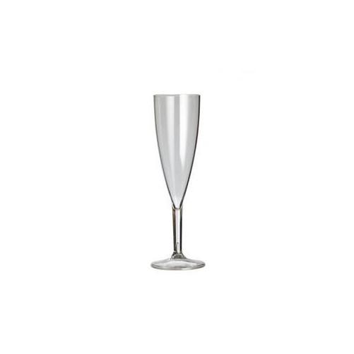 Flute a Champagne Polystyrène Reutilisable 15cl - B12
