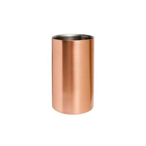 Rafraîchisseur à vin cuivre 20 x 12cm
