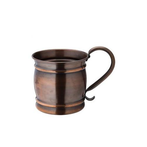 Moscow Mule mug Barrel cuivre ancien - 54 cl