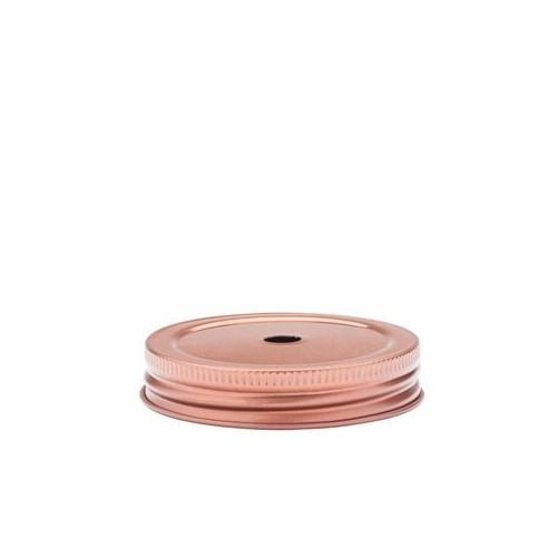 Couvercle en cuivre pour jar
