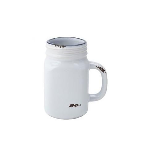 Jar email blanc 40cl - AVEBURY - unite