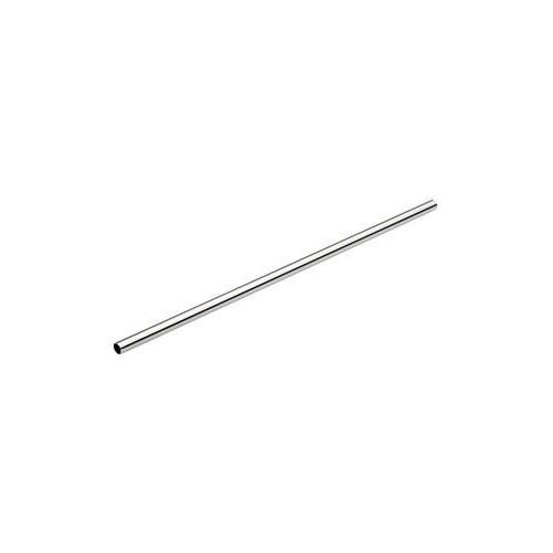 Paille en acier inoxydable 21.5 cm - avec brosse
