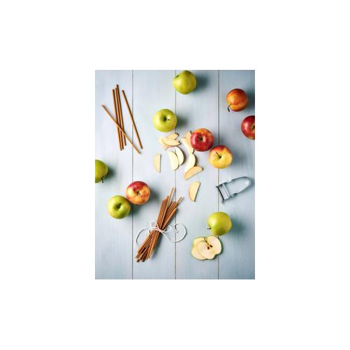 Pailles en fibre de pomme 22,5 cm x 6 mm - sachet de 500