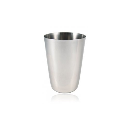 Shaker 16oz / 470ml brossé Partie en inox secondaire non-lestée du boston shaker - Code article: CS016M