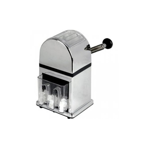 Machine à glace pilée manuelle en inox Code article : UG200