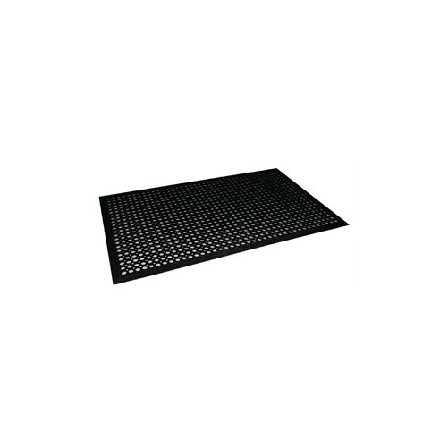 Tapis de sol antiderapant En caoutchouc - D: 900x1500x12.7mm - Code article: TB210