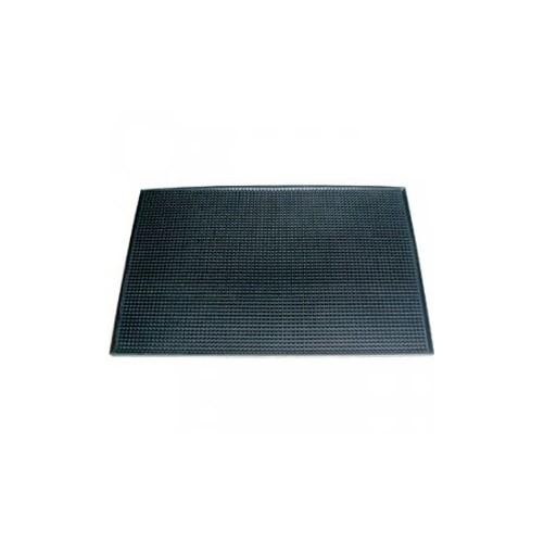 Tapis de Bar noir 45x30cm Ecaoutchouc - Code article: TB020