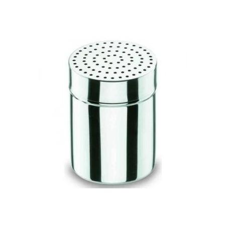 Saupoudreuse en inox avec couvercle - 27cl Code article: UD030