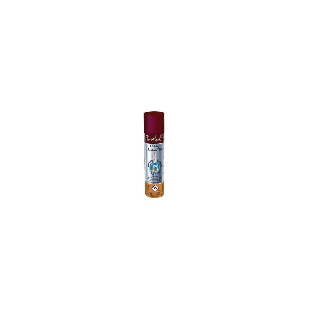 Recharge gaz pour mini-chalumeau Bouteille 125g - Code article: DM011