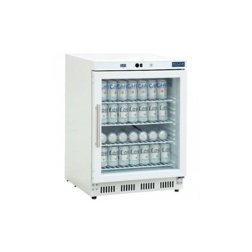 Vitrine réfrigérée 1 Porte pivotante Capacité: 150 litres - Code article: VCRP42