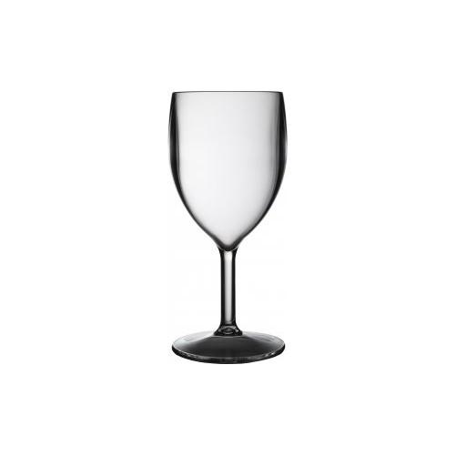 Verre à vin 20cl en polycarbonate SERIE TOP - Carton de 50 - Code article: 963PC