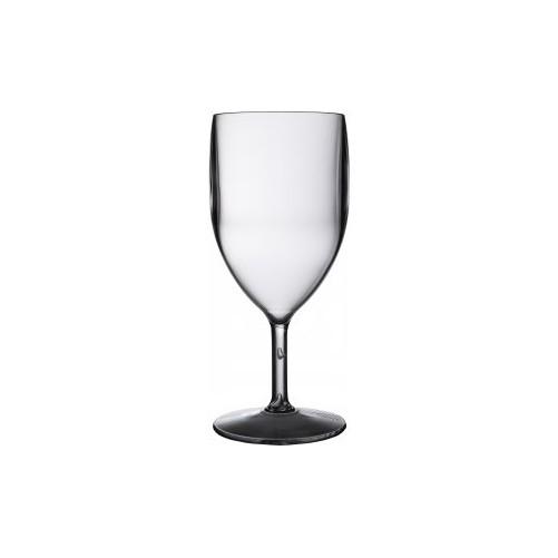 Verre à vin 25cl en polycarbonate SERIE TOP - Carton de 50 - Code article: 966PC