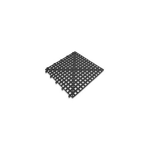 Tapis de bar emboîtable D: 330x330x10mm - vendu à l'unité - Code article: TB035
