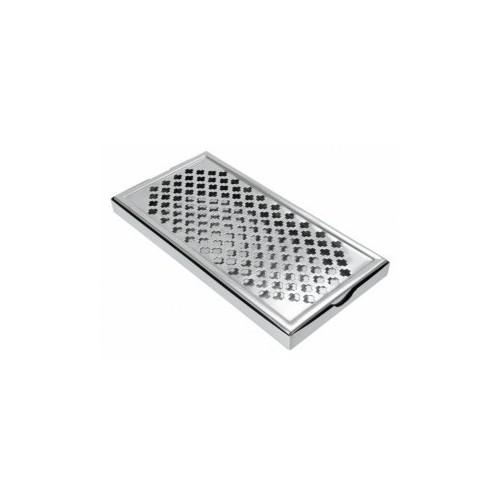 Bac récepteur en inox - 300 x 150 x 23 mm Code article: TB115