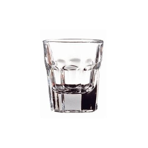 Verre à liqueur / shooter 37ml - Gamme Casablanca Vendu par 12 - Code article: BARSOTOP2963