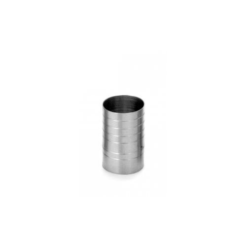 Mesure de bar tube 25x50ml Mesure en inox - Code article: MB2550