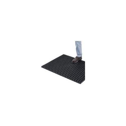 Tapis de sol antiderapant D:150x100x3.5cm En caoutchouc - D: 150x100x3.5cm - Code article: TB220