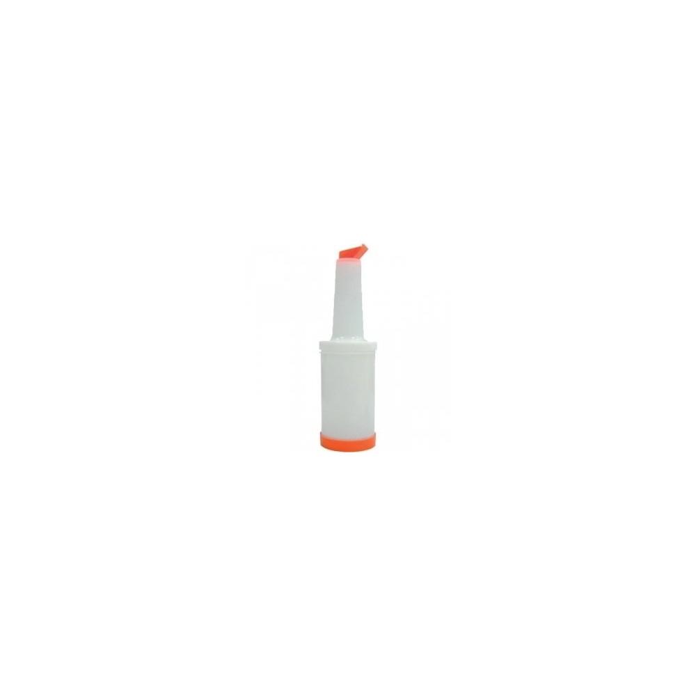 Store & Pour - 1/4 Gallon - Orange Couleur Orange - En plastique souple - Code article: SB014