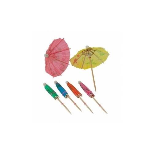 Parasols à cocktail 10cm Vendu par 144 - Code article: UD065