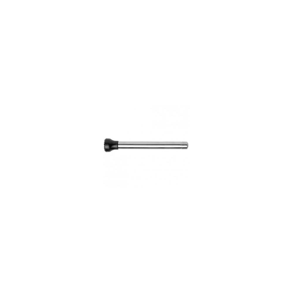Pilon inox 24cm - Bout silicone Code article : PB020