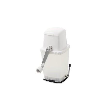 Machine à glace pilée manuelle plastique Code article : UG201