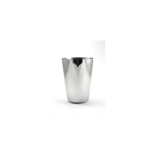 Shaker 16oz / 470ml mirroir Partie en inox secondaire non-lestée du boston shaker - Code article: CS016S