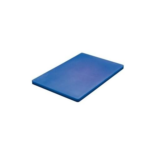 Planche à découper Bleue D: 457x305x13mm - Code article: CD071
