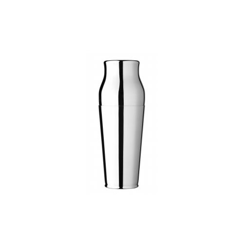 Shaker continental 900ml - 2 parties Le shaker parisien Calabrese style - Finition Mirroir - Code article: CS270CBL