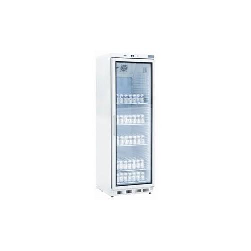 Vitrine réfrigérée haute 1 porte pivotante Capacité: 600 litres. - Code article: VRHP13