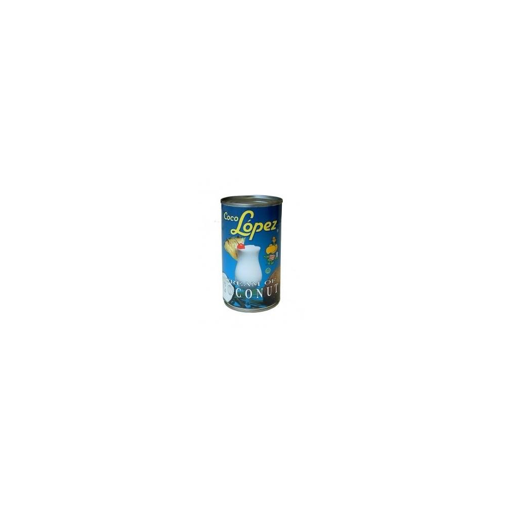 Crème de Coco Lopez Boite de 425g - Code article: CCL425