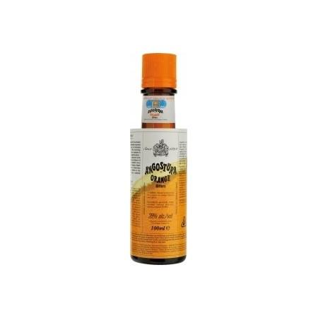 Angostura bitter Orange 100ml Le bitter de référence pour vos cocktails - Alc 28% - Code article: BIAG05