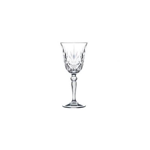 Verre à pied Wine 21cl - MELODIA - RCR Vendu par 6 - Code article: VPRME21