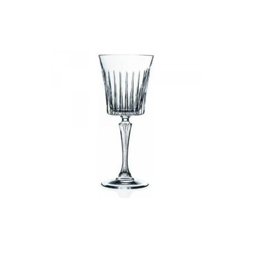 Boîte de 6 verres à pied Wine 23 cl Timeless de RCR