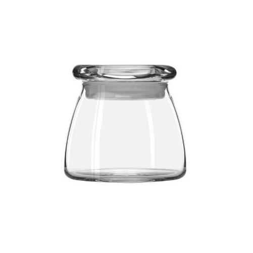 Pot en verre 36 cl avec couvercle de Libbey