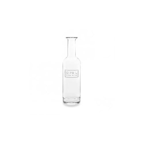 Carafe en verre Optima 75 cl - Luigi Bormioli