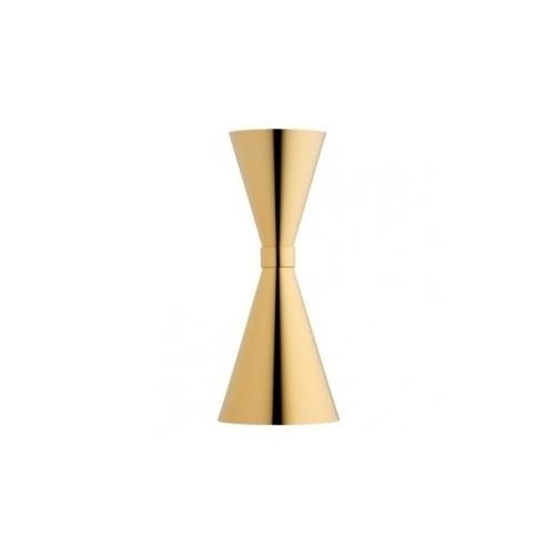 Mesure de bar japonaise en or, slim 30 x 60 ml