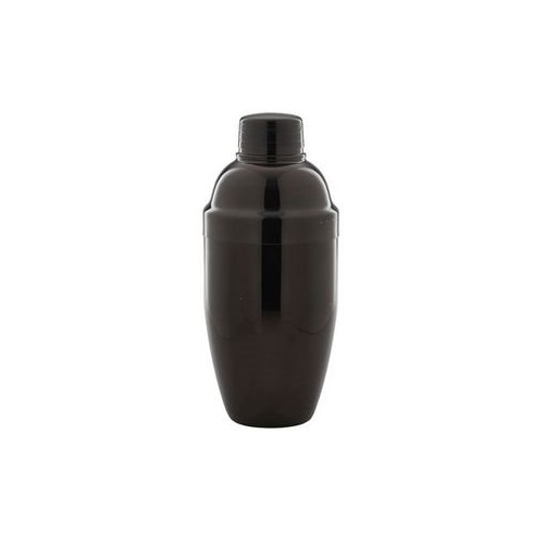 Shaker 3 pièces 500ml Noir Code article : CS350BLK