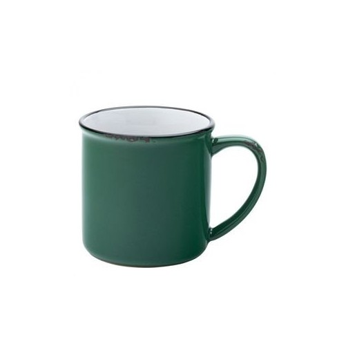 Mug Emaillé Vert 28cl - AVEBURY Vendu à l'unité - Code article: BARSOTOP533
