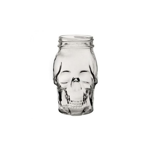 Mug Skull 50cl Vendu à l'unité - Code article: BARSOTOP3389