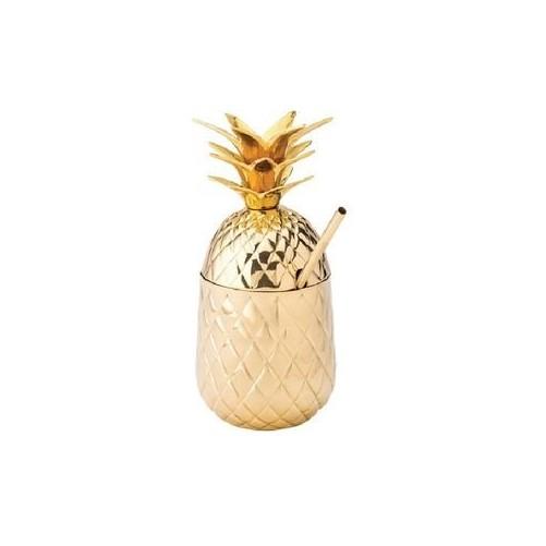 Tiki Ananas Or 57cl Vendu à l'unité - Code article: BARSOTOP1556