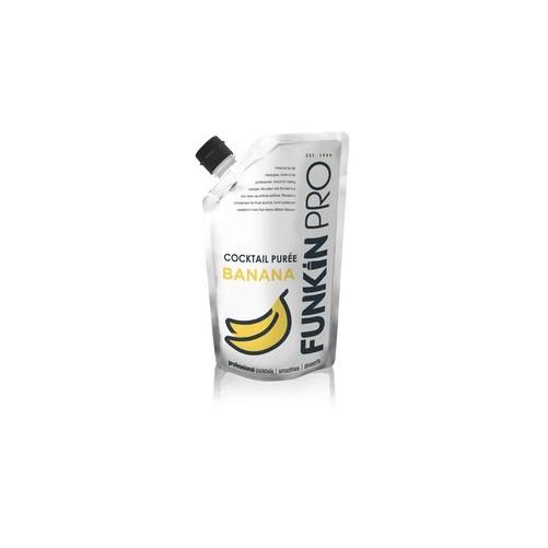 Purée de banane Funkin - Boite de 5 Code article : PFF16