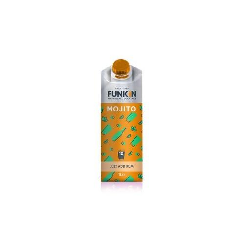 Mixer Mojito Funkin 1 L - Boite de 6 Code article : FMX07