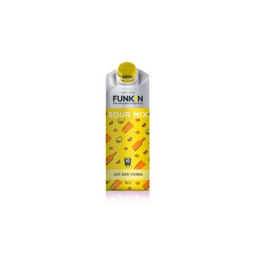 Mixer Sour Funkin - Boite de 6 Code article : FMX11