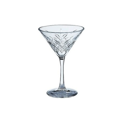 Verre à Martini Timeless 23 cl - PASABAHCE Vendu par 12 - Code article: BARSOPSB05