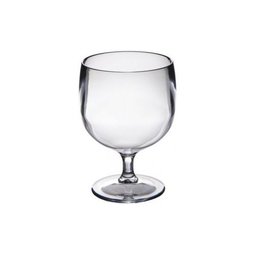 Verre à vin 22 cl, en polycarbonate - Boîte de 50