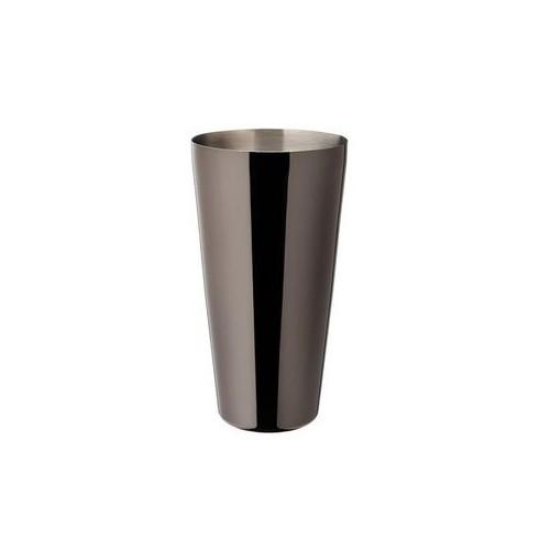 Shaker en inox noir 700 ml