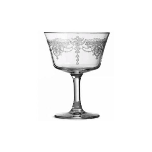 Coupette cocktail rétro Fizz 20 cl - B6
