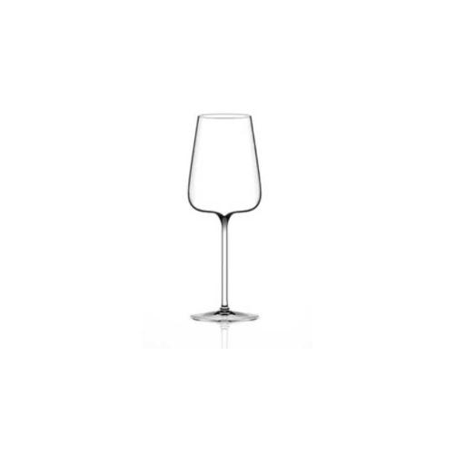Verre à pied Etoile blanc 57cl de Italesse - Boîte de 6