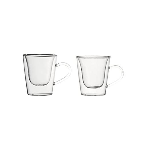 Tasse espresso à double paroi 12 cl - Luigi Bormioli x 2